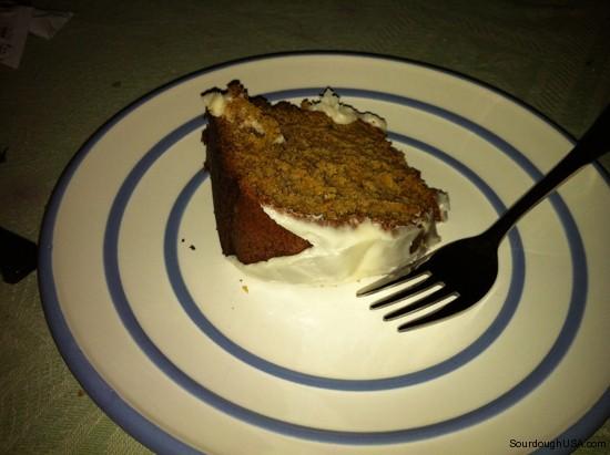 Jamaican Banana Cake Recipe