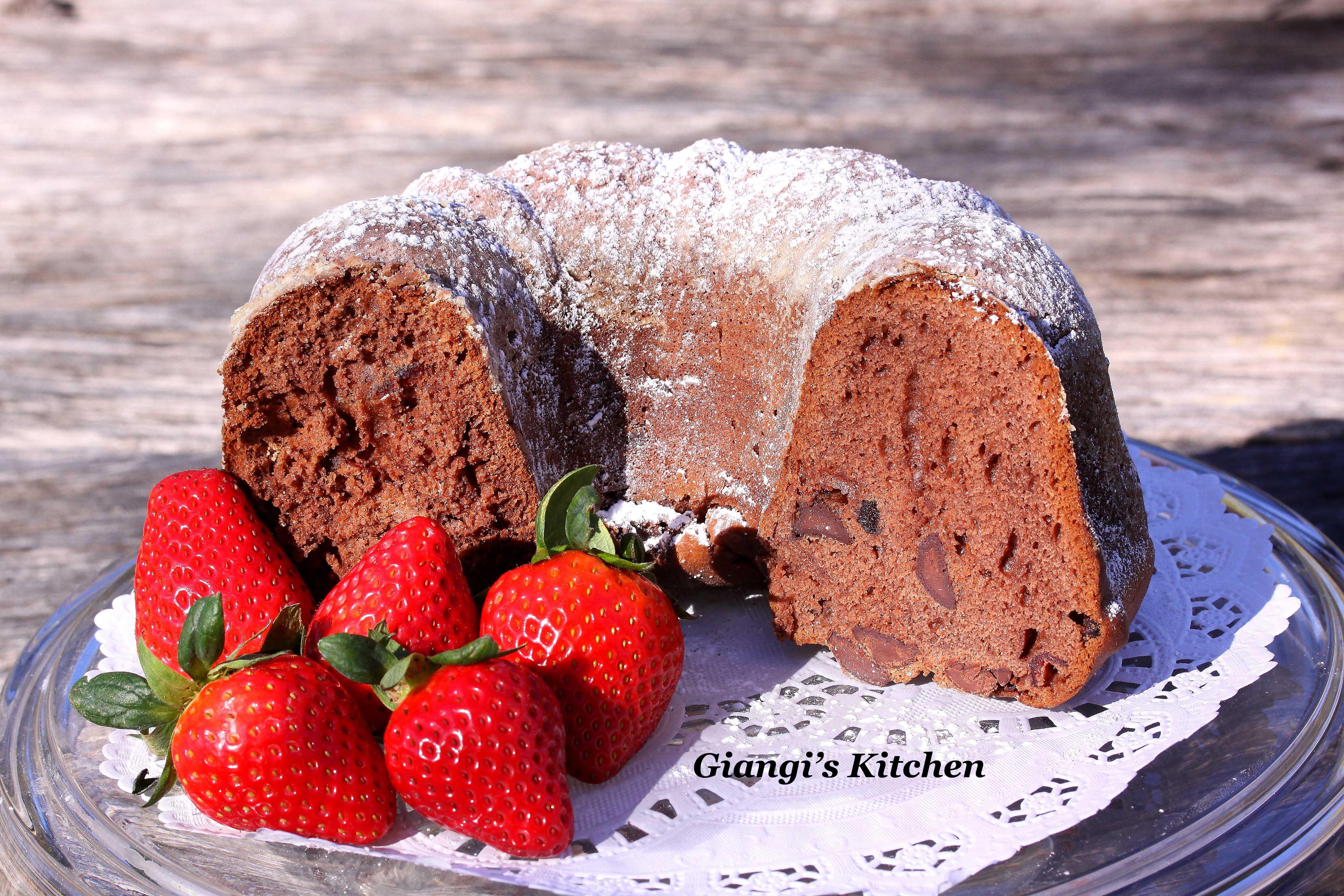 Diabetic Chocolate Pound Cake Recipe