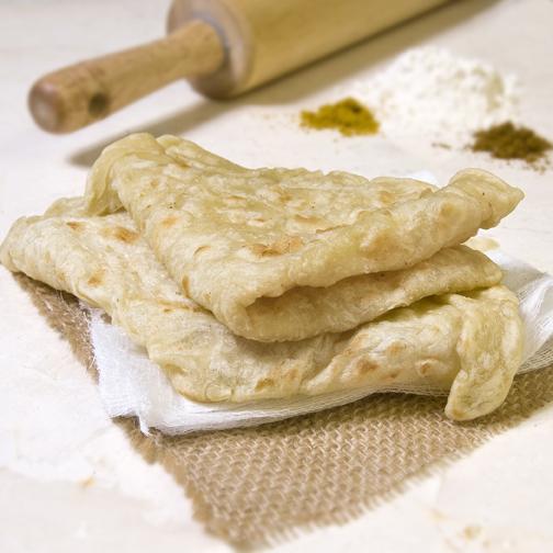 How to make Guyanese Paratha (oil) Roti - YouTube