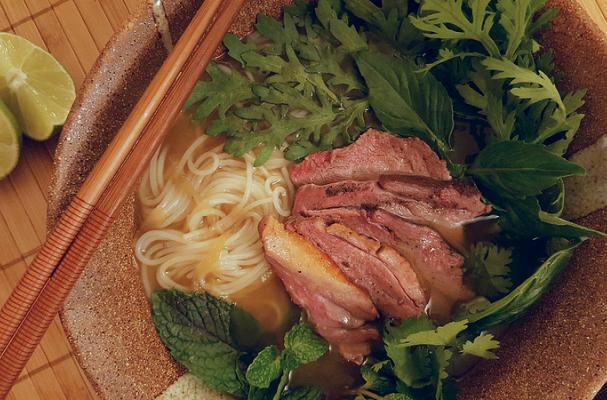 Vietnamese-style Duck Soup