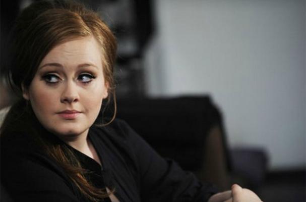 Adele is on a Vegetarian Diet