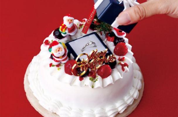 Cold Stone Creamery Cake Proposal