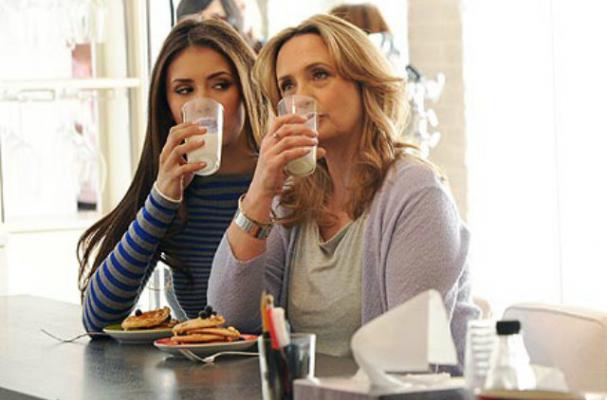 Nina Dobrev Stars in Got Milk? Ad