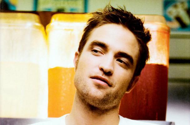Robert Pattinson is on a Liquid Diet