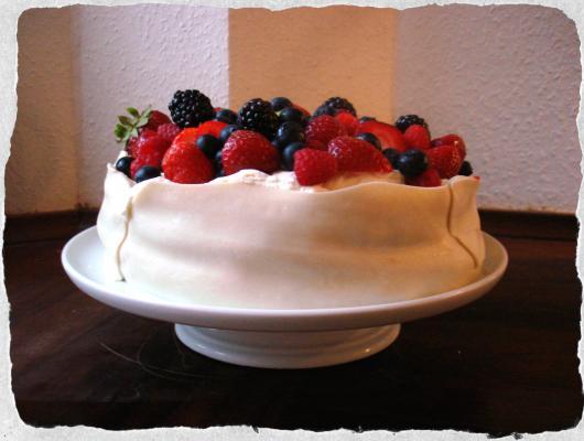 Marzipan Cake Ideas
