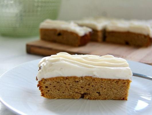Diabetic Pumpkin Cake Recipe