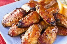 Spicy Sriracha Chicken Wings