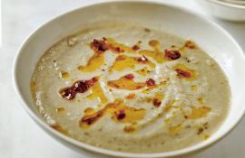 Gut Healthy Jerusalem Artichoke Soup