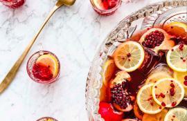 Mr. Tingles' Rum Punch Cocktail Recipe
