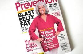 Paula Deen Talks Healthy Southern Food in 'Prevention'